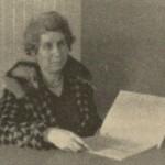 Sybil Jones, 1932 yearbook