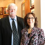 Drs. Wally and Beverly Wulfeck, May 2014