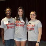 three slhs students