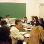 SLHS Faculty Meeting, 1995