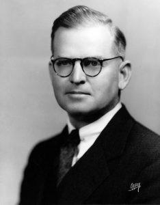 Walter Hepner, SDSC President