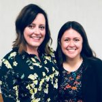 Leilani Melendrez and Dr. Sonja Pruitt-Lord