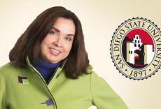 President Adela de la Torre