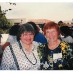 Drs. Elizabeth Allen and Sue Earnest