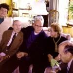 Earnest, Travis, Pfaff, Mrs. Travis, Sellman, 1985