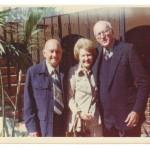 John Ackley, Nancy Reed, Paul Pfaff