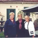 Dean Wozniak, Dr. Kohnert (first Ph.D. alum), Dr. Kopp