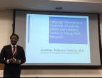 Jonathan Robinson_SRS Talk
