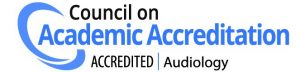 Council on Academic Accreditation Accredited Audiology