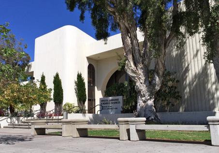 SLHS Building of SDSU