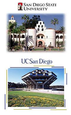SDSU / UCSD buildings