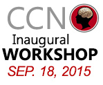 Inaugural CCN Workshop, September 18, 2015